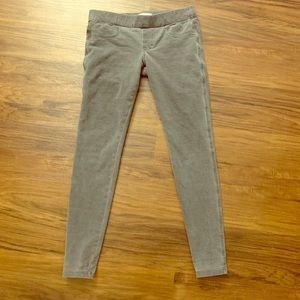 Abercrombie & Fitch Grey Jeggings Size Small